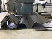Гибка листового металла на станке с ЧПУ