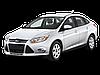Лобовое стекло Ford Focus с молдингом (2011-)