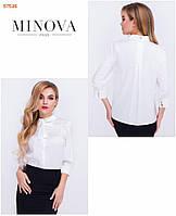 Блуза женская шелк