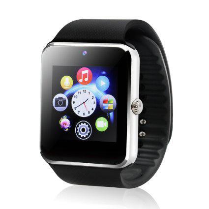 Умные Смарт Часы Smart Watch GT08 SILVER copy Apple watch - Nado Vsem в  Днепре 4ebb3ff547d9e