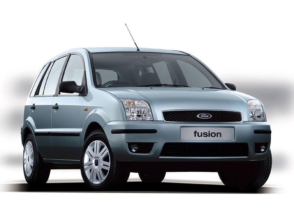 Лобовое стекло FORD Fusion с молдингом (2002-2012)