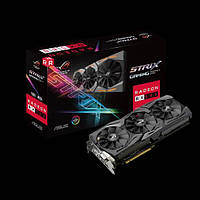 Видеокарта Radeon RX 580 8GB DDR5, 256 bit, PCI-E 3.0 ASUS (ROG-STRIX-RX580-8G-GAMING)