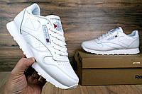 Мужские кроссовки Reebok Classic, цвет - белый