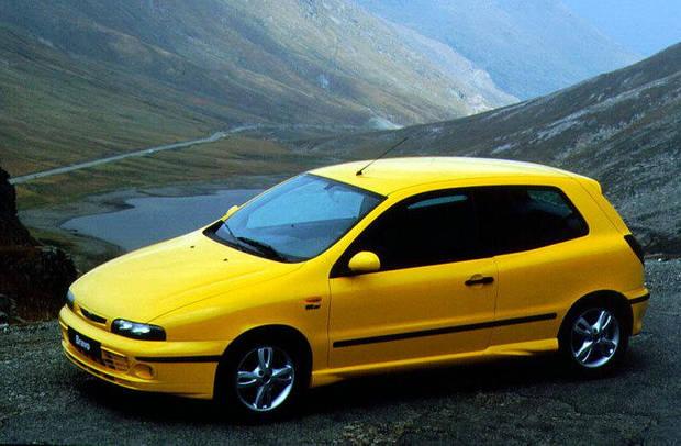 Лобовое стекло Fiat Bravo/Brava/Marea  (cедан, хетчбек, універсал) (1995-2001)
