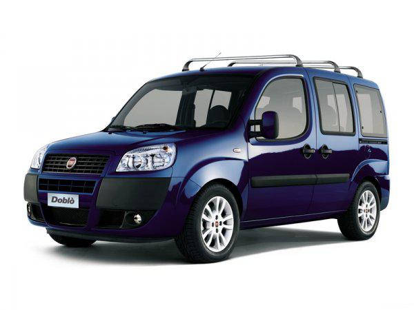Лобовое стекло Fiat Doblo (2000-2010)