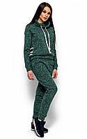 Теплий зелений спортивний костюм Ebby (S, M)