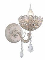 Бра Arte Lamp Fleece A4554AP-1WG, фото 1