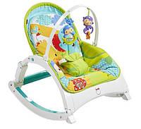 Портативное кресло-качалка Растем вместе Fisher-Price (CMR10)