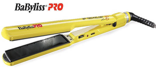 Утюжок для волос  BaByliss Pro BAB2073EPYE EP Technology 5.0