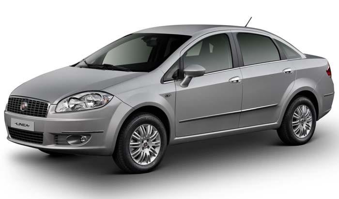 Лобовое стекло Fiat Linea (2006-)