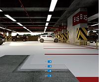 Бесшовная полиуретановая система покрытия для парковки Mapefloor ME Mapei