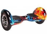 Гироскутер Smart Balance Pro 10 Огонь и лед