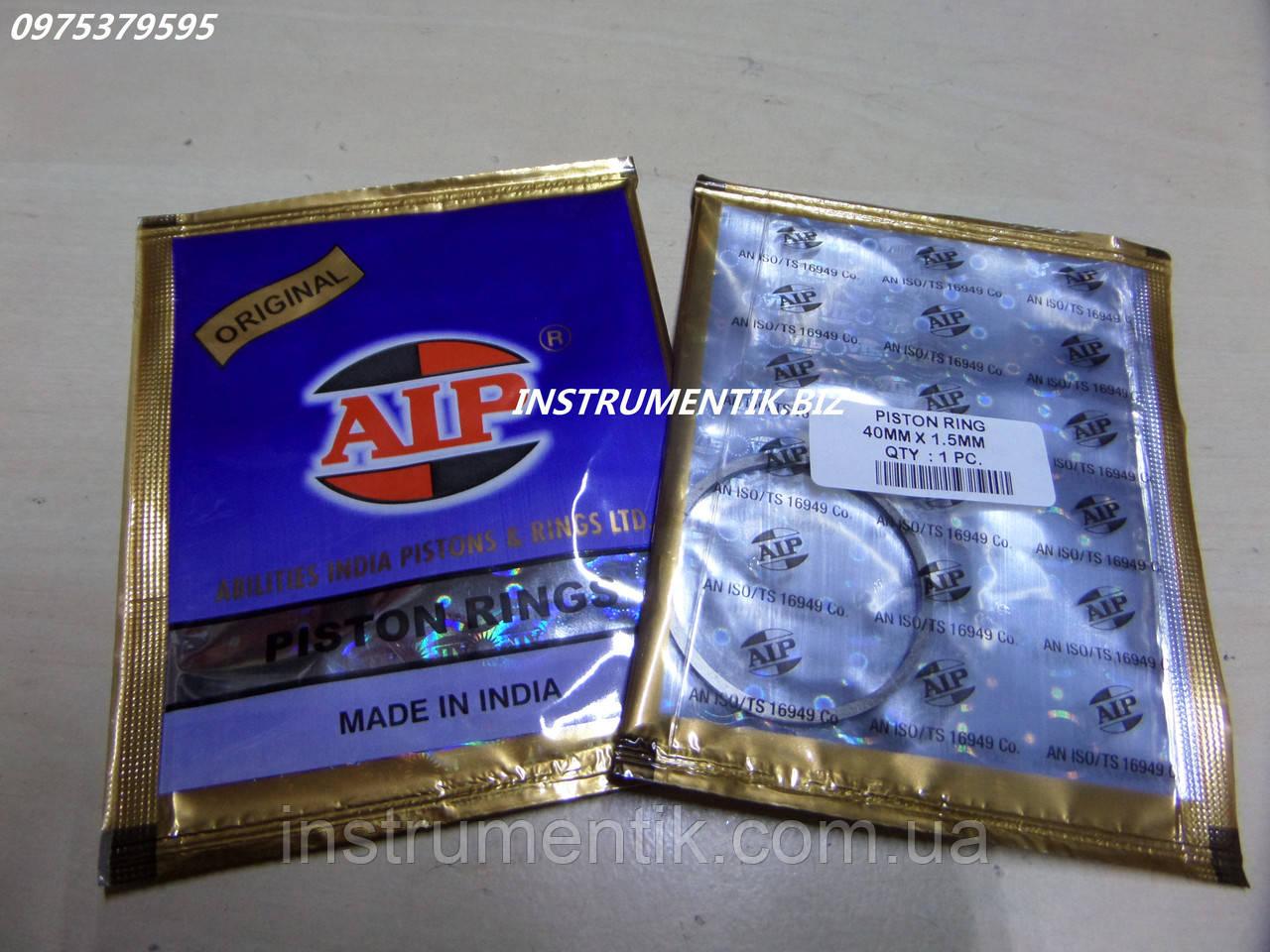 Кольца поршневые для мотокос Oleo-Mac Sparta 37, 38, 42, 44.AIP