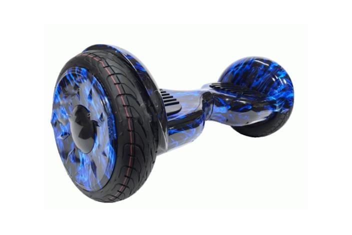 Гироскутер Smart Balance Pro 10.5 Синий огонь