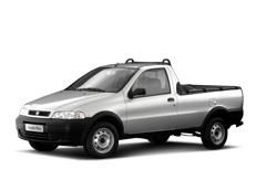 Лобовое стекло Fiat Strada/F.Fiona/F.Albea (02-) с молдингом (1991-2004)