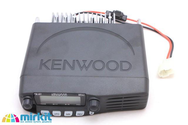 Автомобильная радиостанция Kenwood TM-481 / Автомобільна радіостанція Kenwood TM-481 BigTorg
