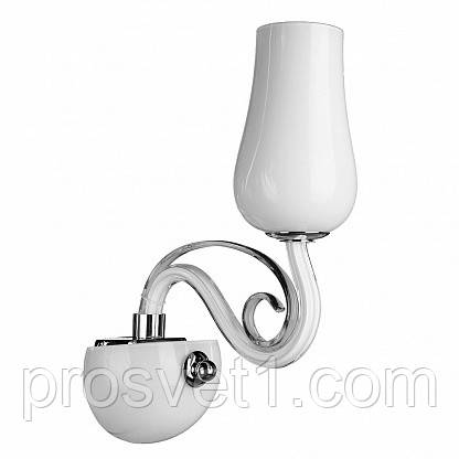 Бра Arte Lamp Biancaneve A8110AP-1WH