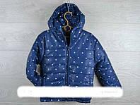 Куртка демисезонная на девочку  104 см