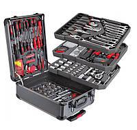 Автомобильный набор инструментов Kraftroyal line на 325 предметов - идеальный подарок автомобилисту!