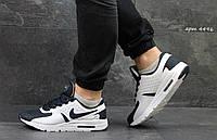 Кроссовки Nike Air Max Zero (синие с белым) кроссовки найк nike