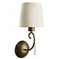 Бра Arte Lamp Carolina A9239AP-1BR, фото 1