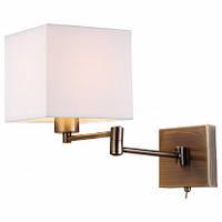 Бра Arte Lamp Cubes A9247AP-1AB