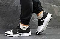 Кроссовки Nike Air Presto (белые с черным) кроссовки найк nike