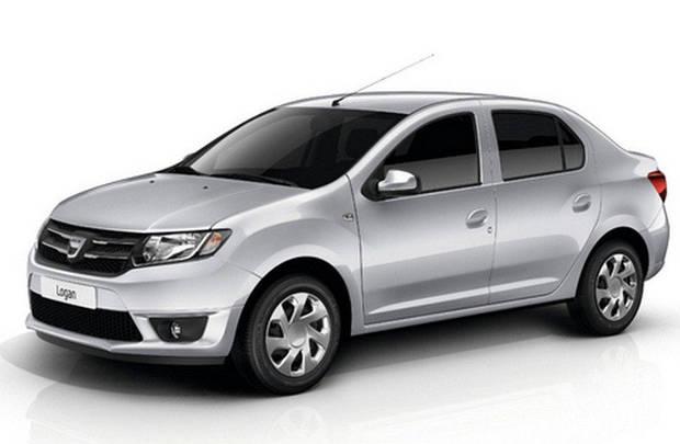 Лобовое стекло Dacia Logan/Sandero/R.Symbol (2012-)