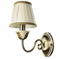 Бра Arte Lamp Benessere A9570AP-1WG, фото 1