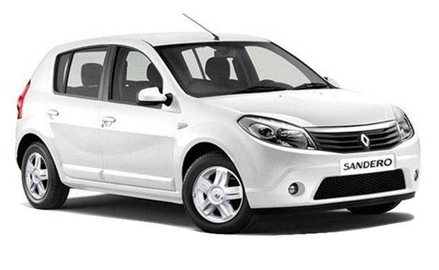 Лобовое стекло Dacia Sandero/Duster (2008-2012)