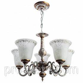 Подвесная люстра Arte Lamp 1 A1032LM-5WG