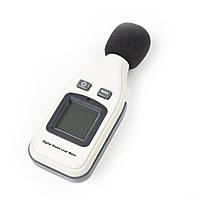 "Измеритель шума ""Шумомер"" с LCD дисплеем (от 30 dBA до 130dBA)"