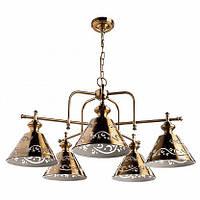 Подвесная люстра Arte Lamp Kensington A1511LM-5PB, фото 1