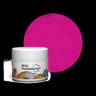 Гель-краска Real Professional Дикая сирень (34.23)
