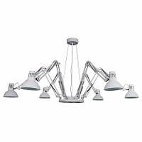 Подвесная люстра Arte Lamp Ragno A2043SP-6WH