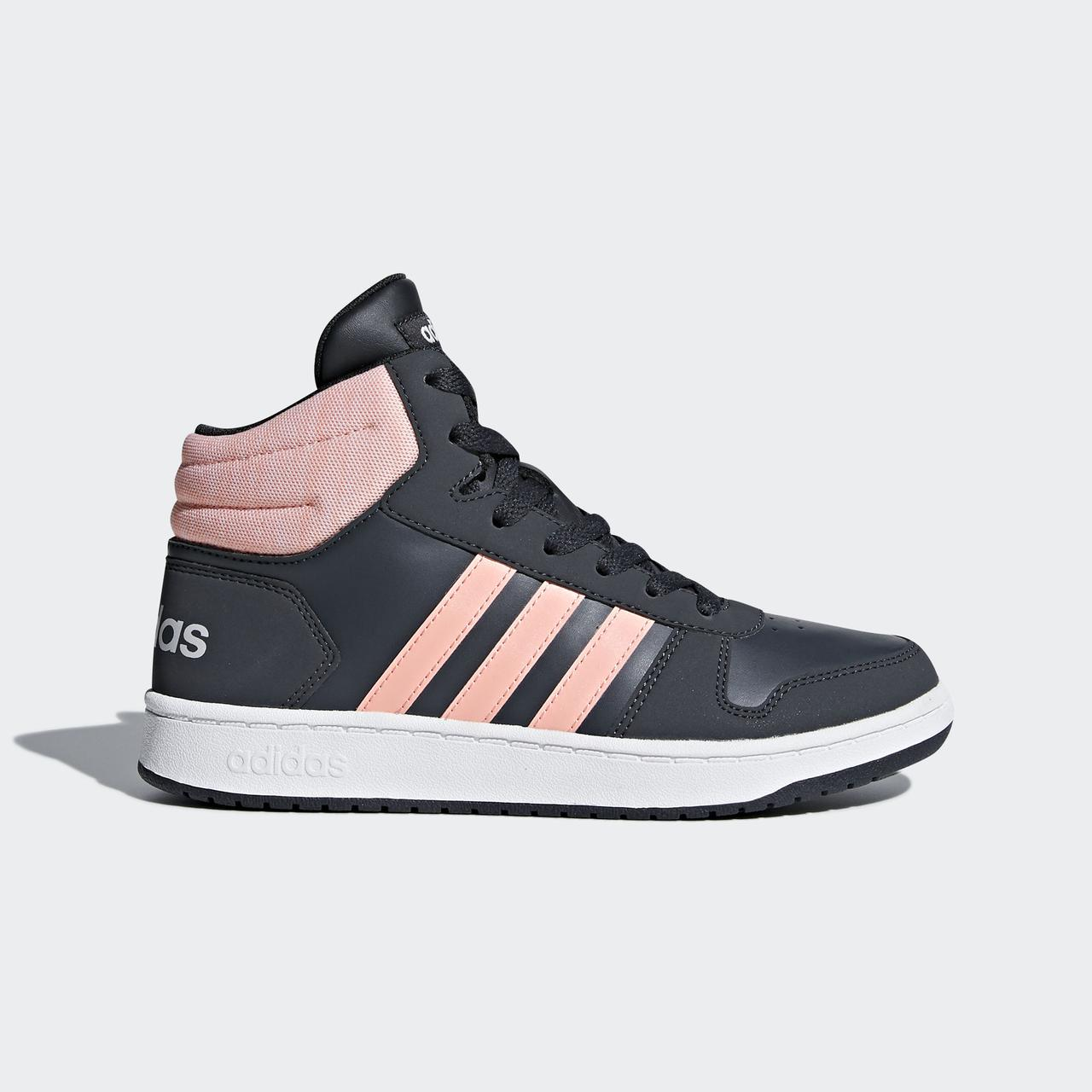 Купить Детские кроссовки Adidas Neo Vs Hoops Mid 2.0 (Артикул ... a14ecee1f90