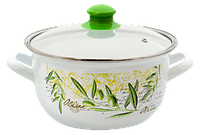 Кастрюля SAVASAN Olive промо (4.0 л) 22 см