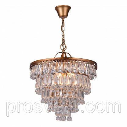 Подвесная люстра Arte Lamp Regina A4298SP-5AB