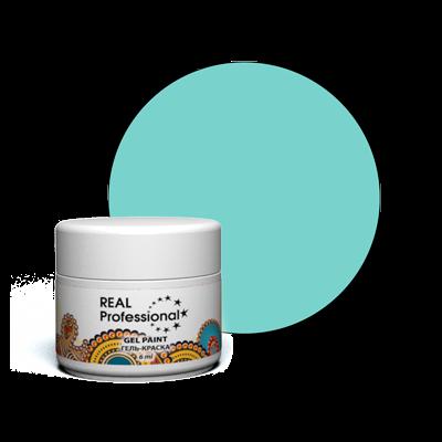 Гель-краска Real Professional Мята (36.34)