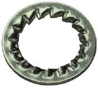 Шайбы стопорные с внутренними зубьями ГОСТ 10462-81, DIN 6798 J, А2 нержавеющие
