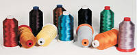 Нитки швейные Полиарт цветные