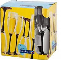 Набор бокалов для шампанского Domino 6 х170 мл