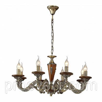 Подвесная люстра Arte Lamp Verdi A5603LM-8AB