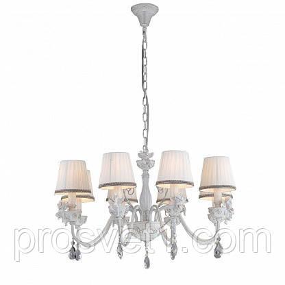 Подвесная люстра Arte Lamp Сherubino A5656LM-8WG