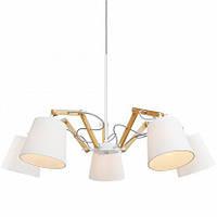 Подвесная люстра Arte Lamp Pinoccio A5700LM-5WH, фото 1