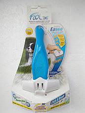 Фурминатор для собак и кошек FoOLee Easee (Фоли Изи), фото 3
