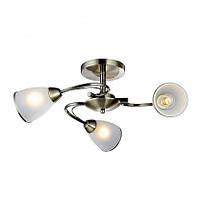 Потолочная люстра Arte Lamp 3 A6056PL-3AB, фото 1
