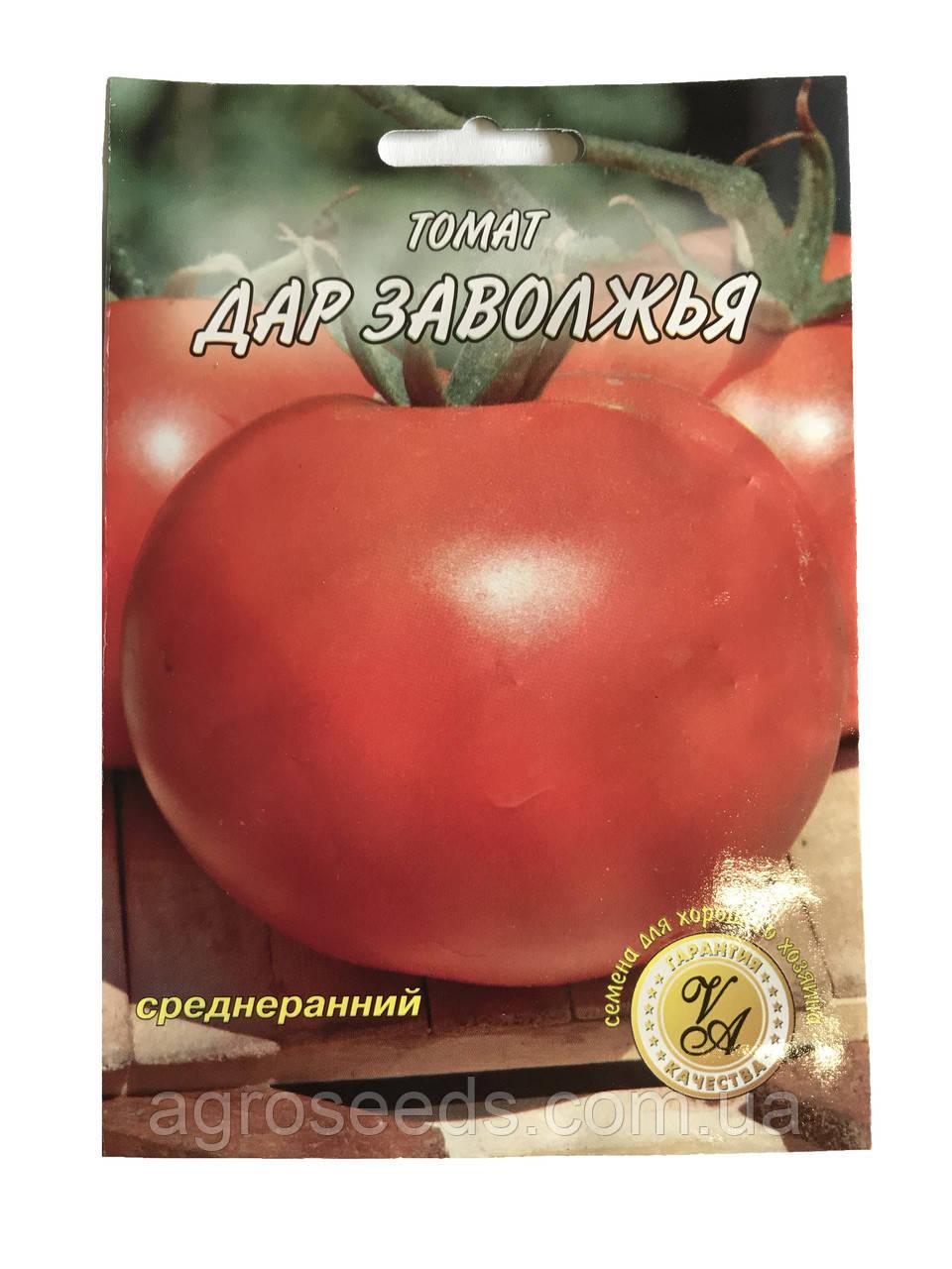 Семена томата Дар Заволжья 3 г