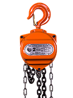 Таль ручная цепная шестерная (ТРШС) - 2 тонны класса А