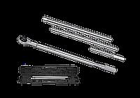 """Ключ динамометрический 1"""" 610-2644 Нм двойная установка, резиновая ручка King Tony 34862-3CF"""
